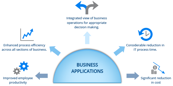 Business Application Development Company E Business
